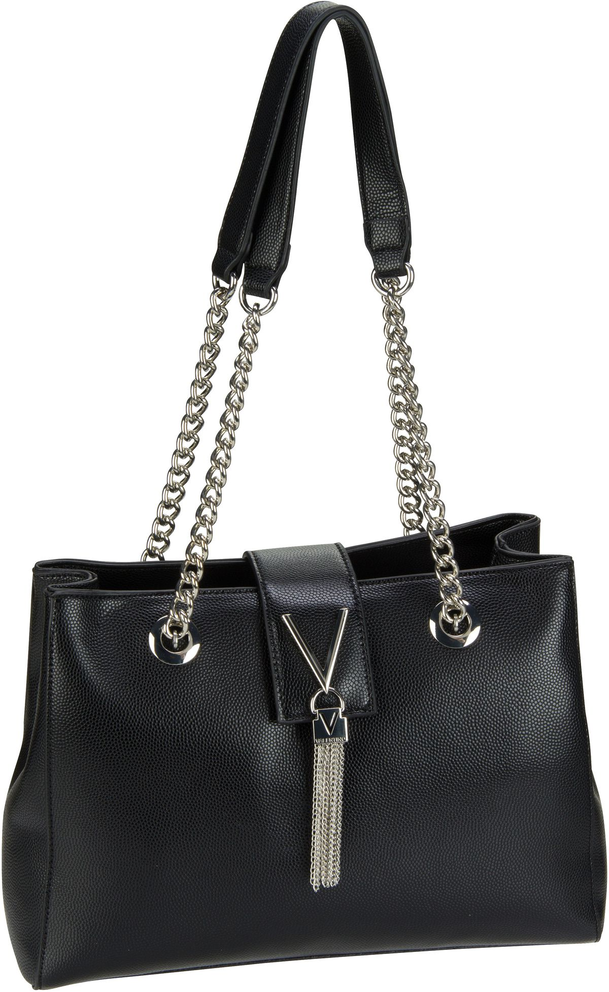 Bags Handtasche Divina Mini Shopping 06G Nero