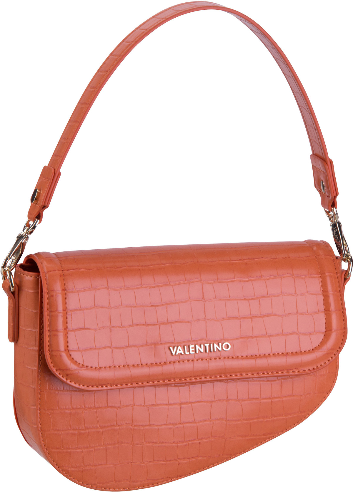 Bags Handtasche Bicorno Pattina 301C Arancio