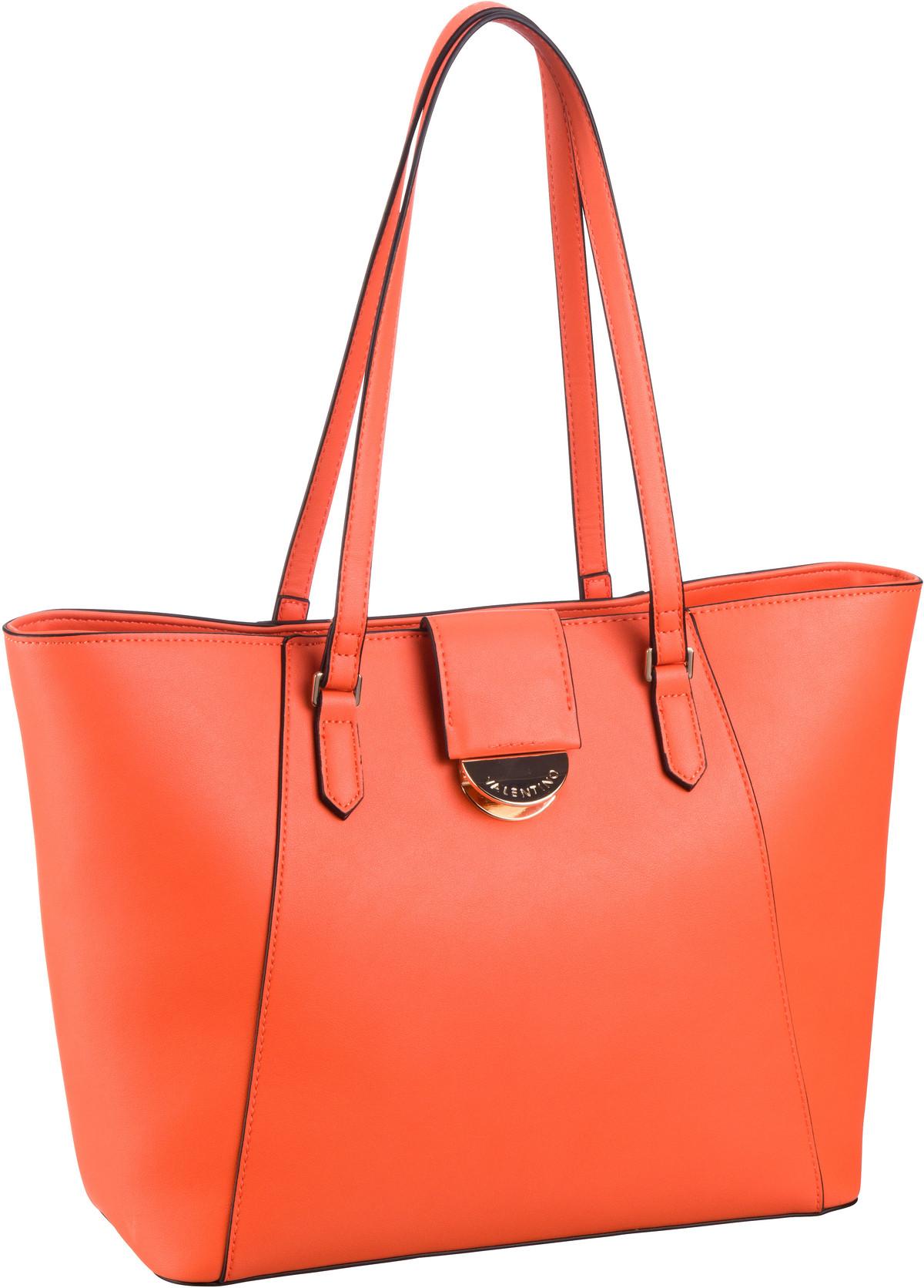 Bags Handtasche Falcor Shopping P01 Arancio