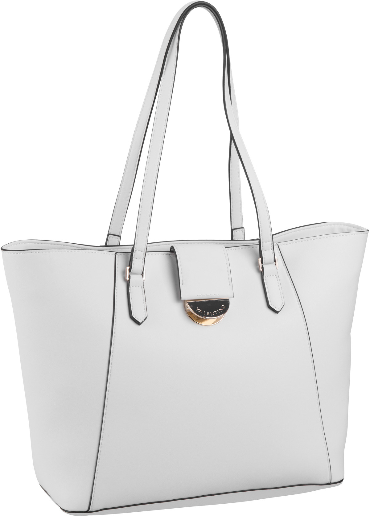 Bags Handtasche Falcor Shopping P01 Bianco