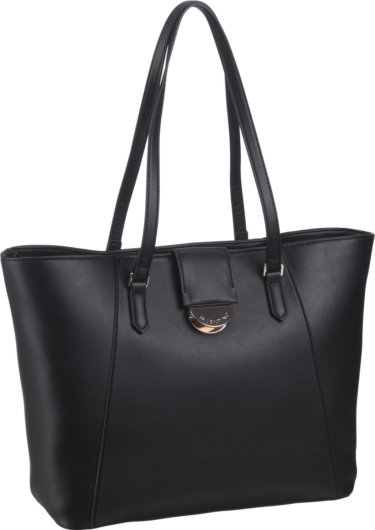 valentino bags -  Handtasche Falcor Shopping P01 Nero