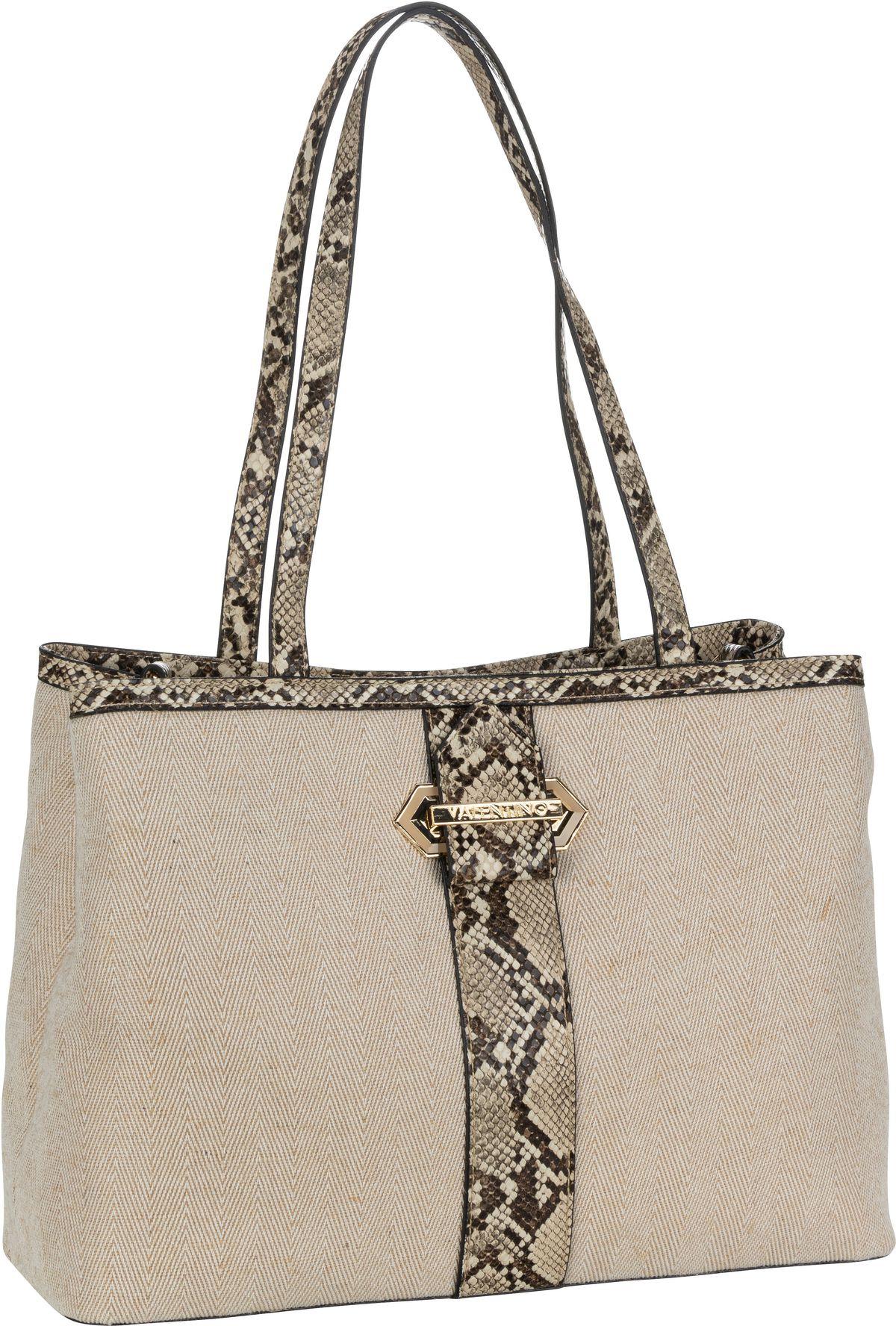 Bags Handtasche Gigante Shopping P01 Natur/Beige