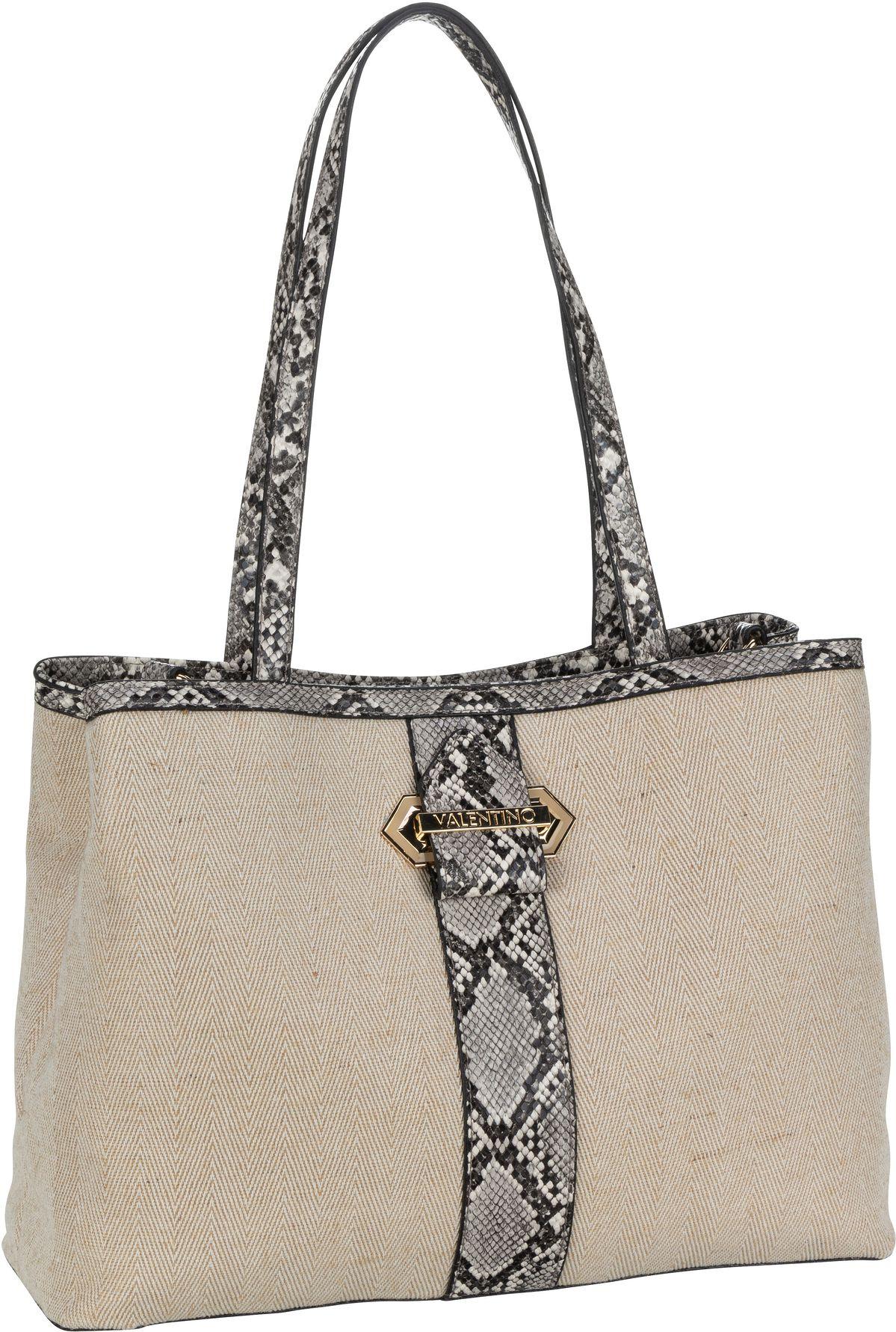Bags Handtasche Gigante Shopping P01 Natur/Roccia
