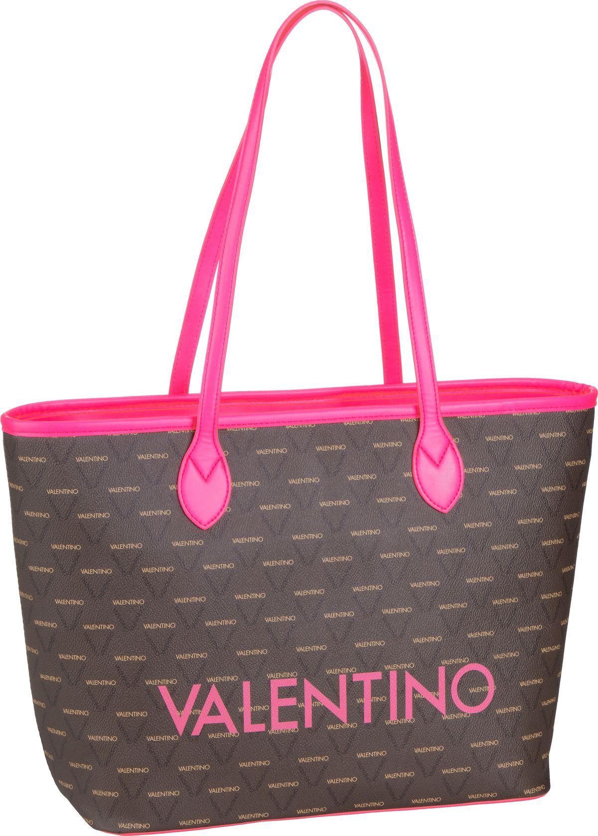 Bags Handtasche Liuto Fluo Shopping 801 Fuxia/Multi