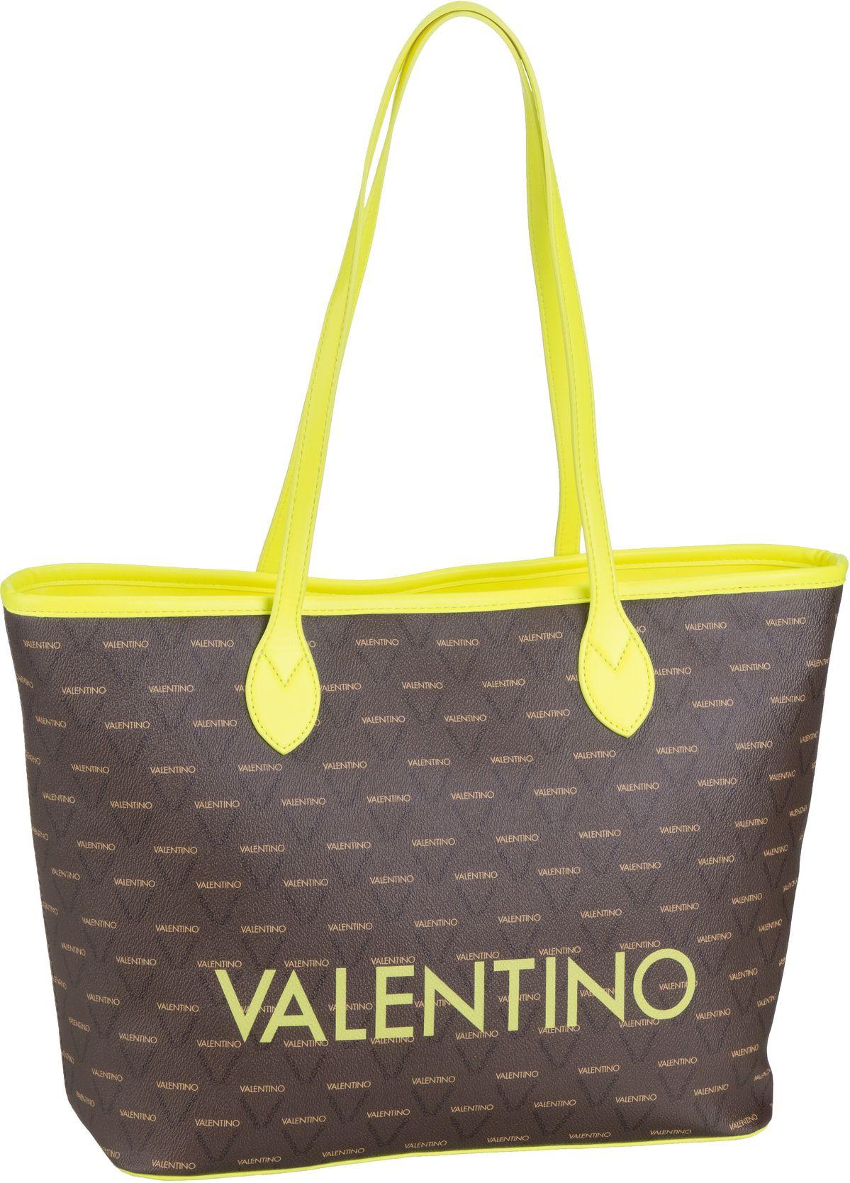 Bags Handtasche Liuto Fluo Shopping 801 Limone/Multi