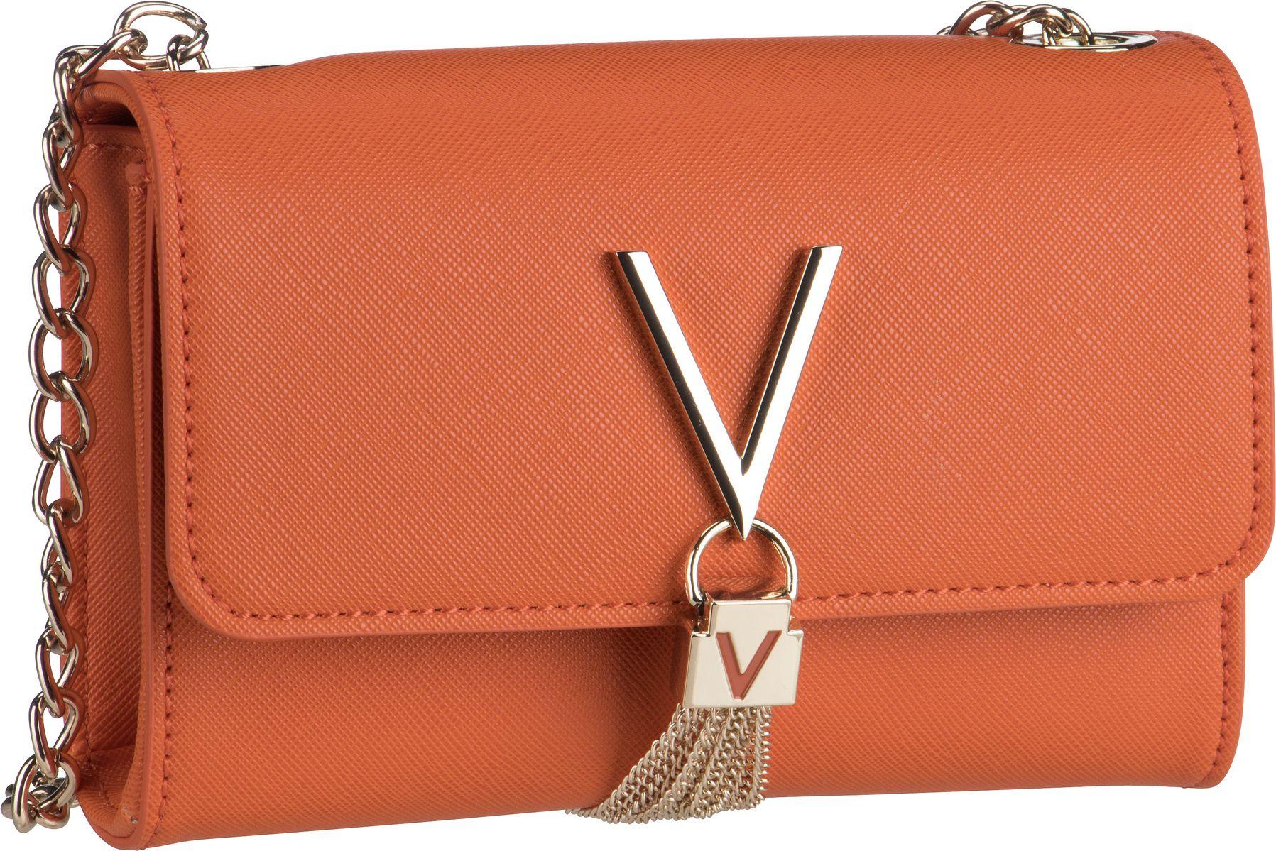 Bags Umhängetasche Divina SA Pattina J03 Arancio