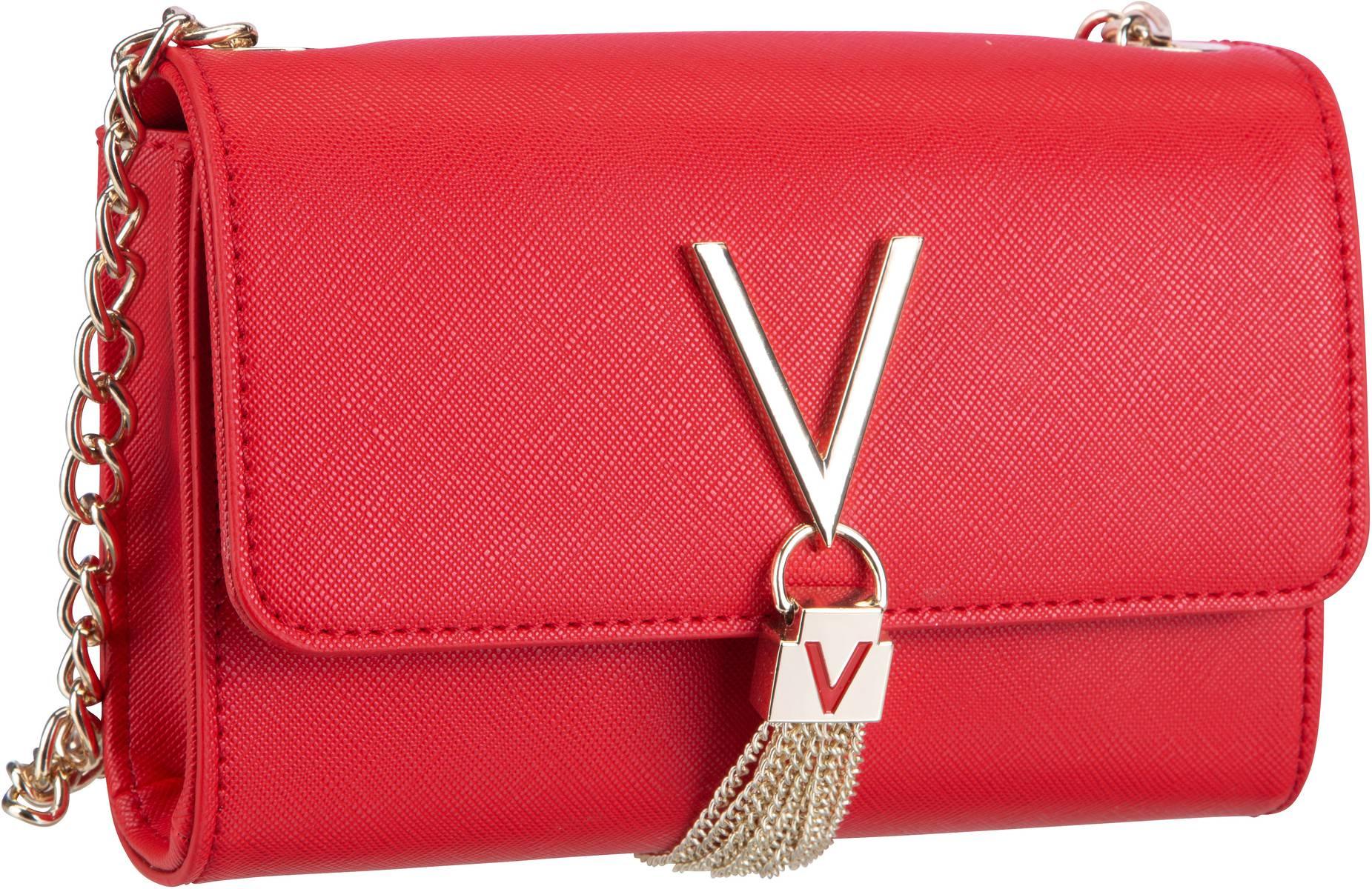 Bags Umhängetasche Divina SA Pattina J03 Rosso