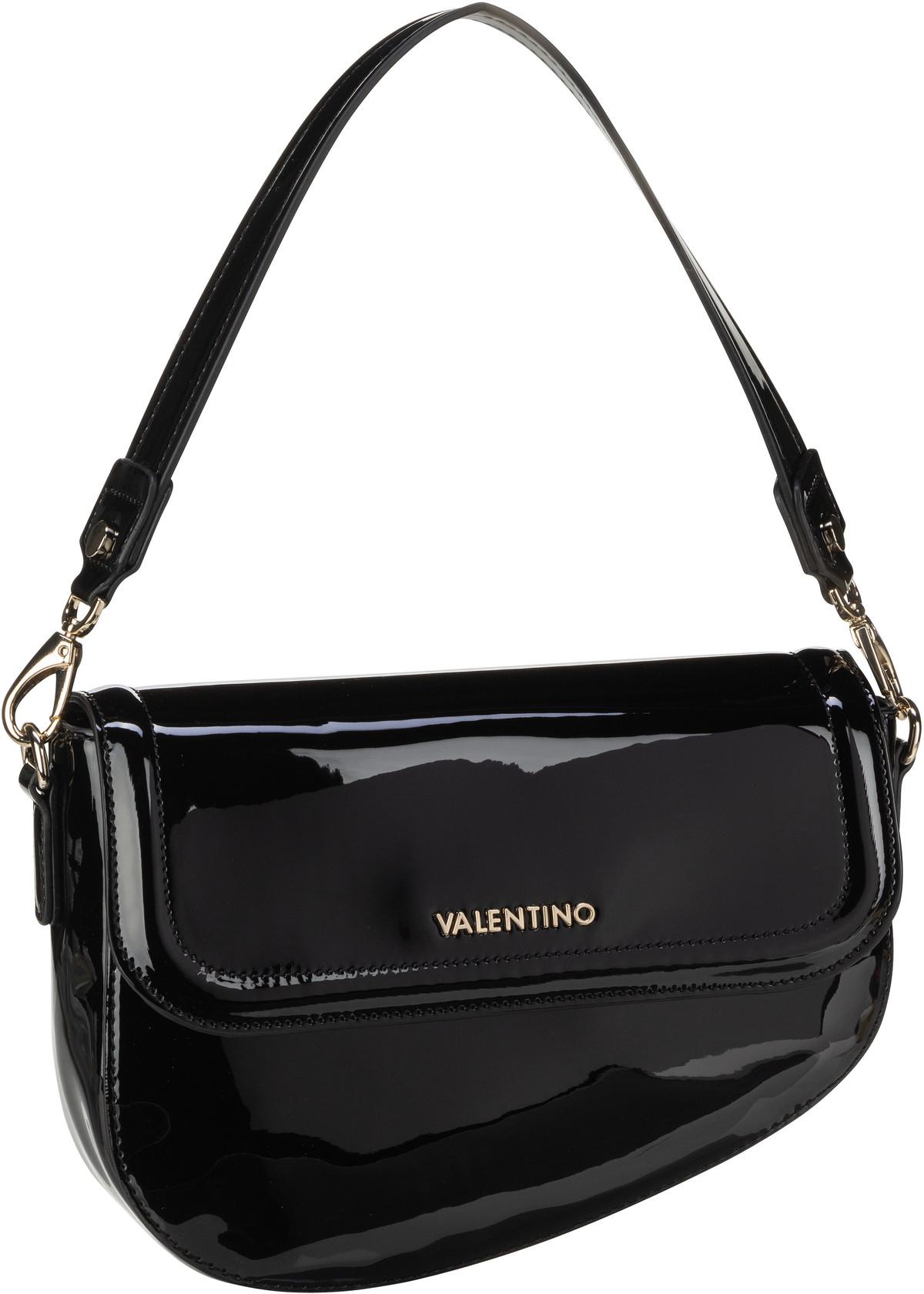 Bags Handtasche Bicorna Pattina 01V Nero