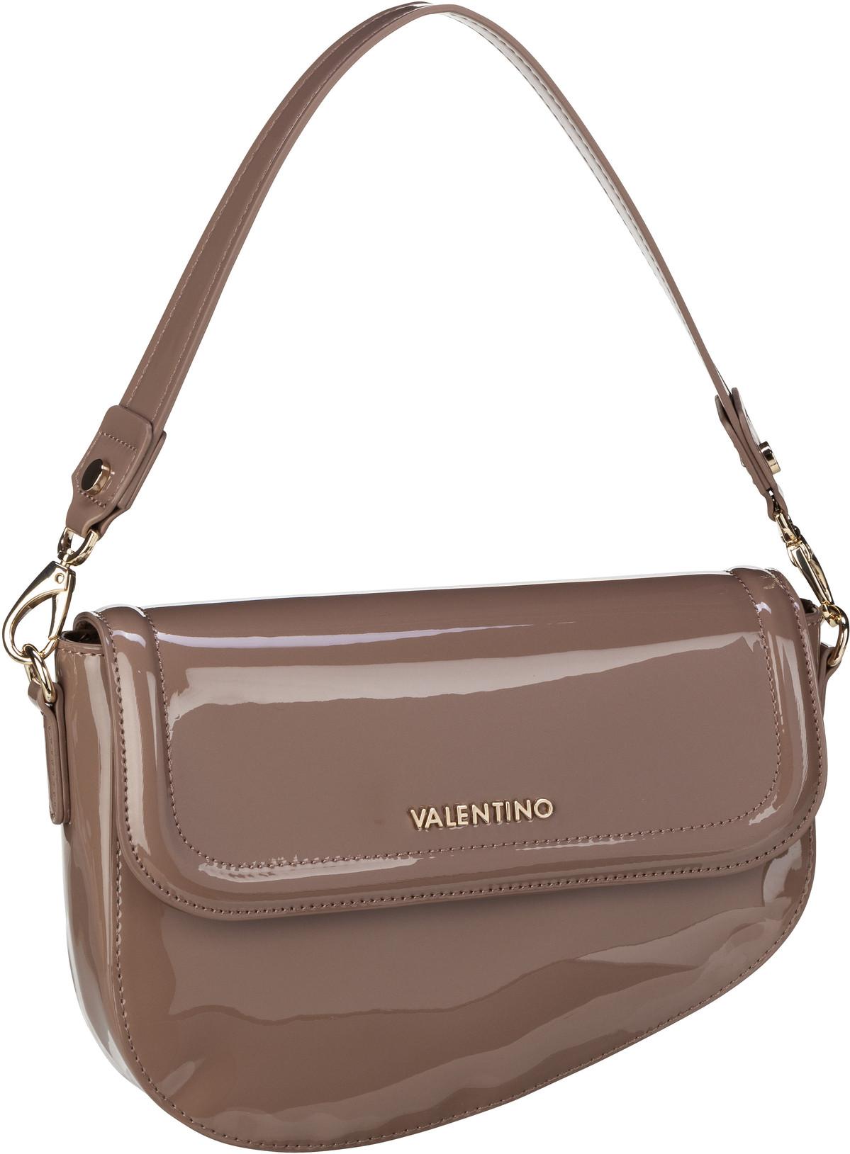 Bags Handtasche Bicorna Pattina 01V Taupe