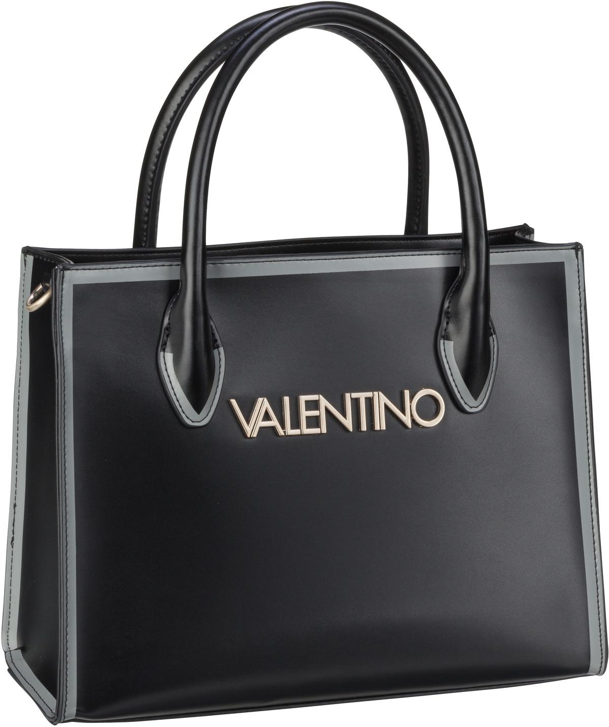 Bags Handtasche Mayor Shopping 401 Nero/Grigio