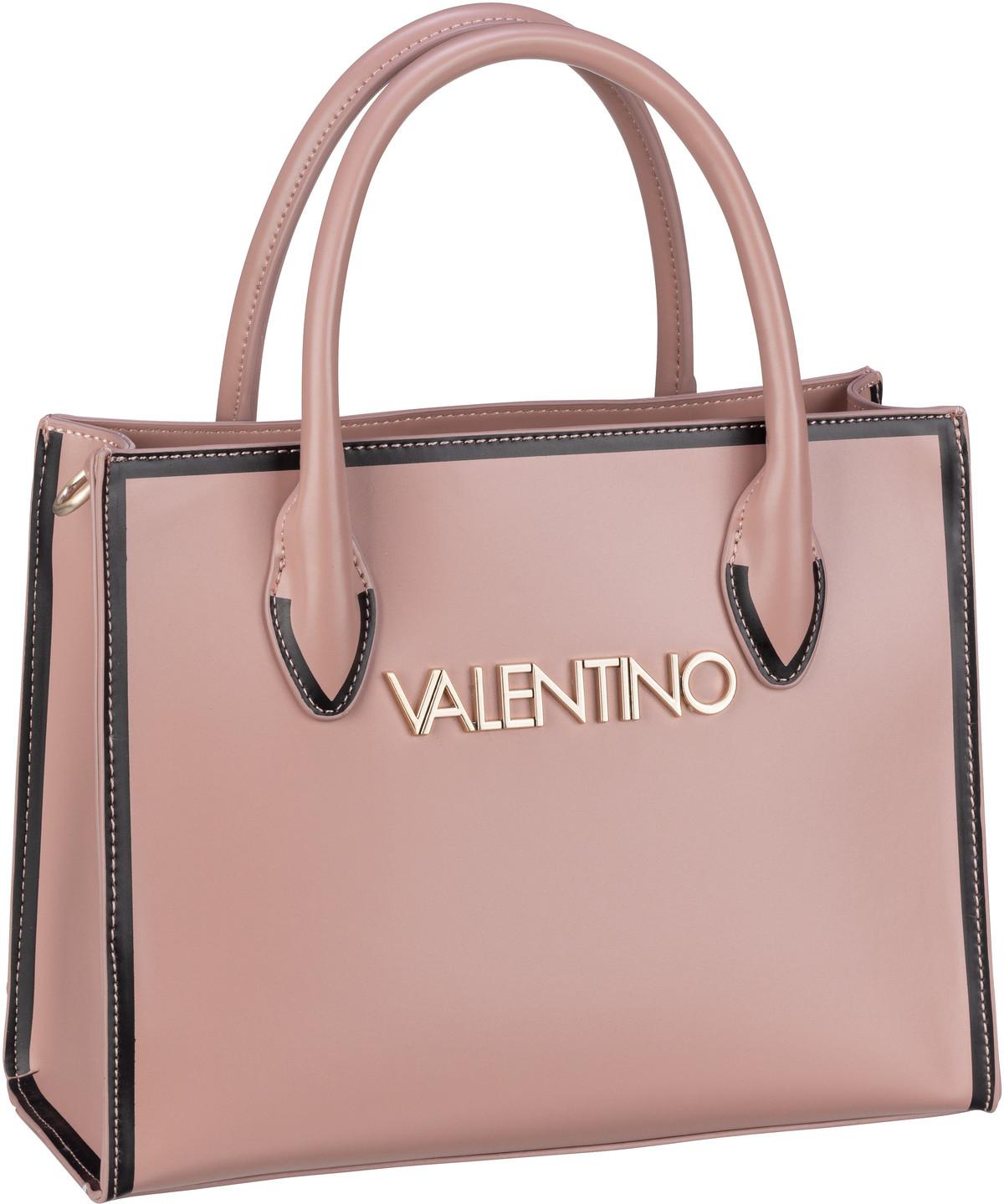 Bags Handtasche Mayor Shopping 401 Rosa/Nero
