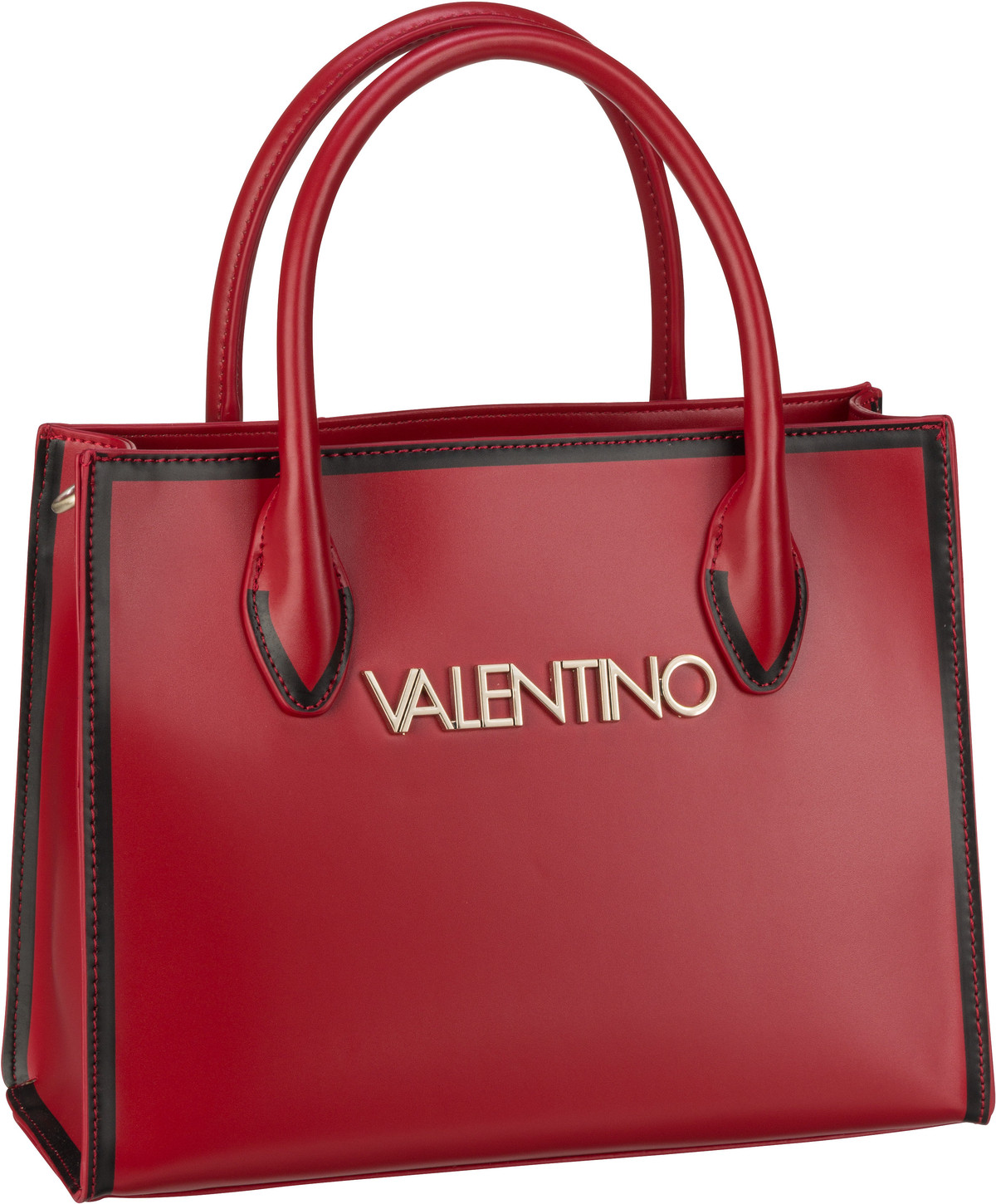 Bags Handtasche Mayor Shopping 401 Rosso/Nero