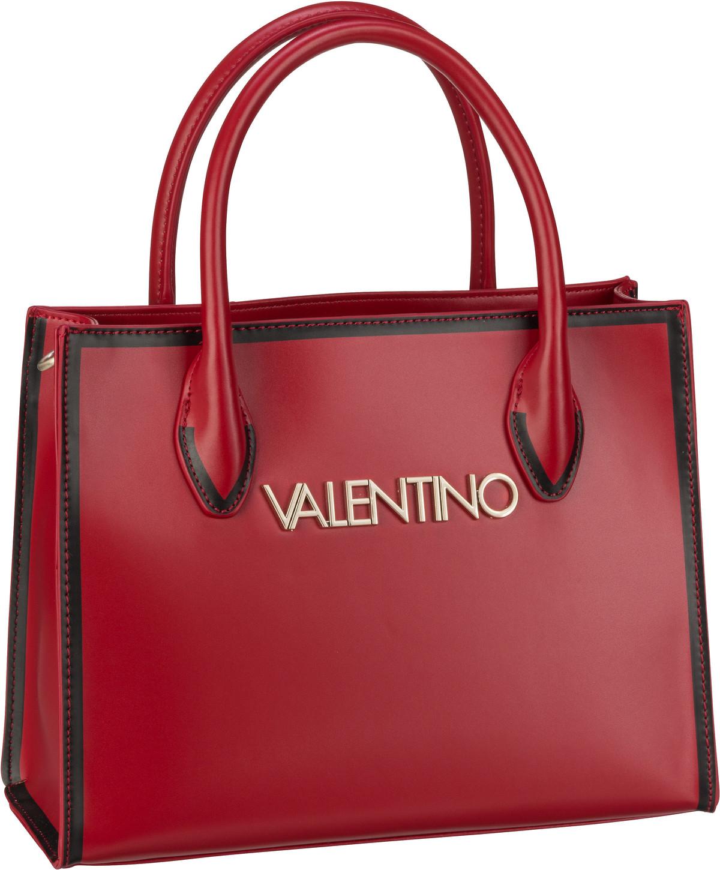 Bags Handtasche Mayor Shopping 401 Rosso/Nero