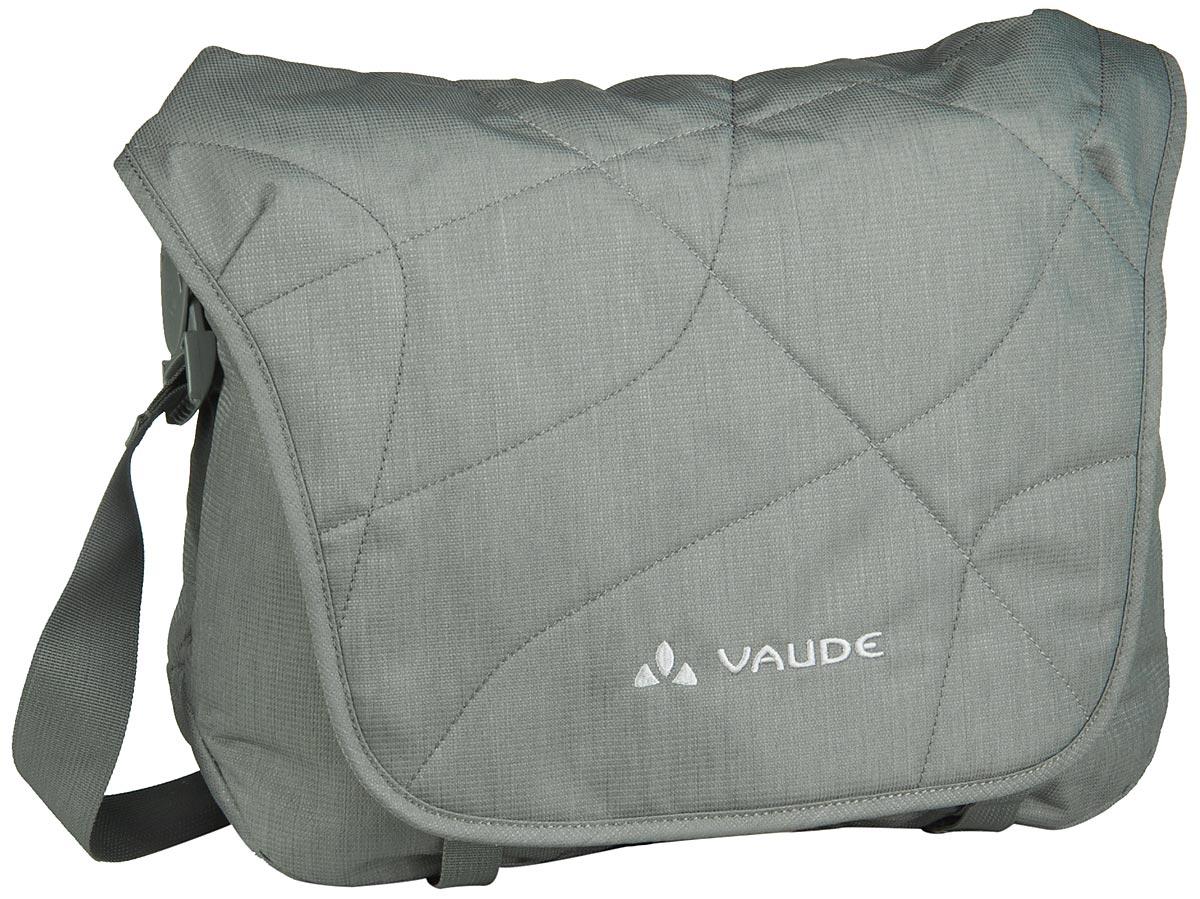 Vaude haPET Kuriertasche Anthracite (innen: Grau) - Notebooktasche / Tablet
