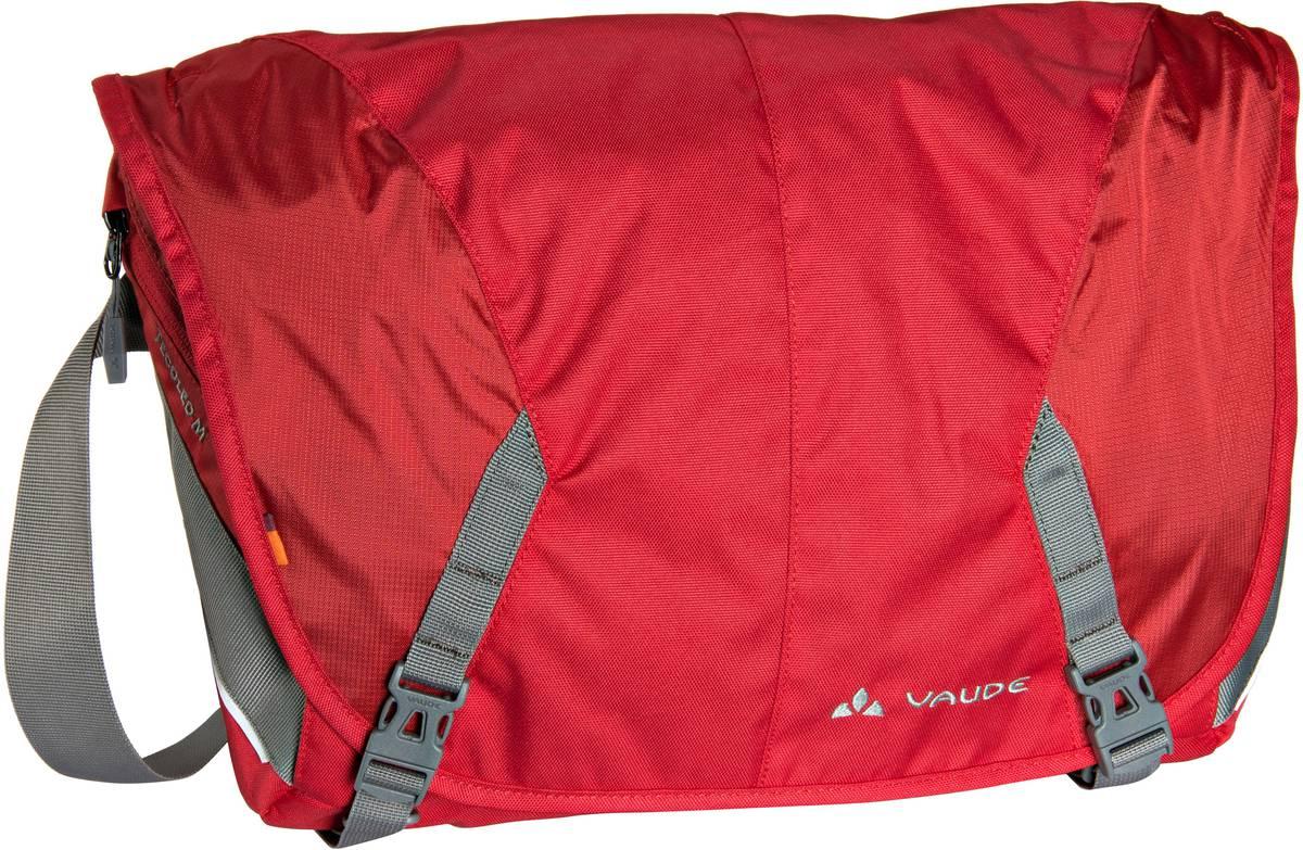 Schipkau Meuro Angebote Vaude Tecoleo M Indian Red (innen: Grau) - Notebooktasche / Tablet