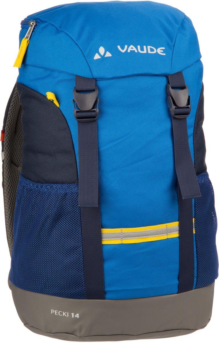 Wanderrucksack Pecki 14 Blue (innen: Blau) (14 Liter)