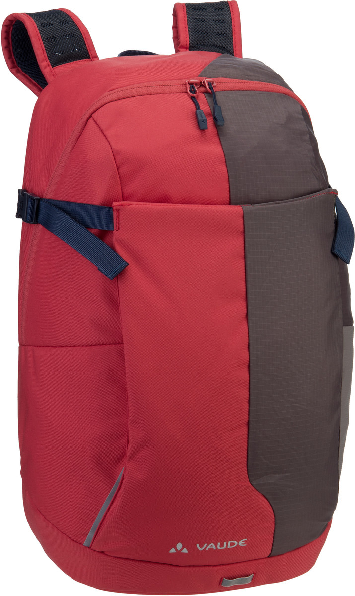 Laptoprucksack Tecographic III 23 Strawberry (23 Liter)