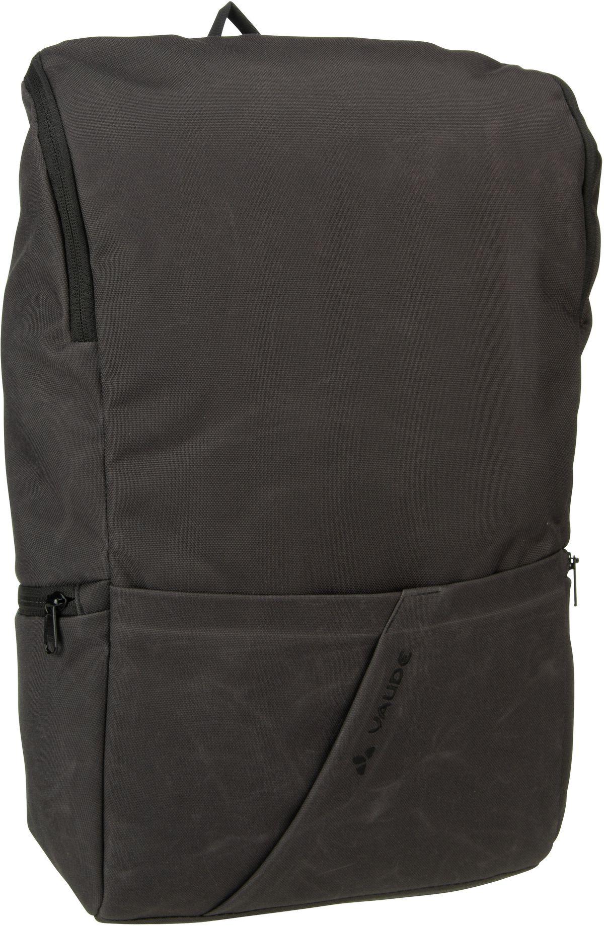 Rucksack / Daypack Aspe Waxed Phantom Black (17 Liter)
