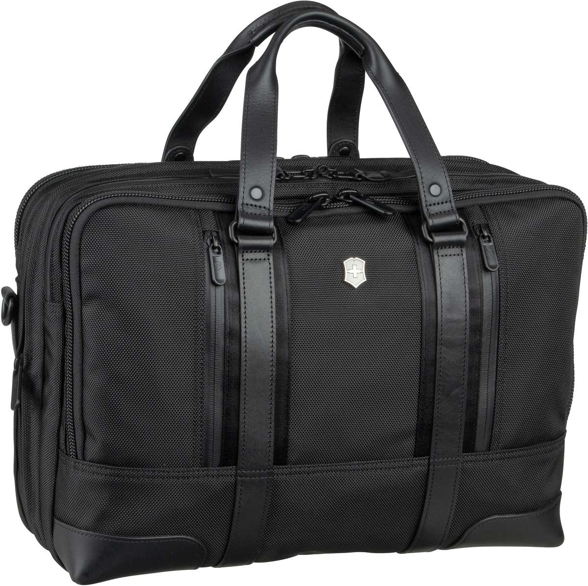 Businesstaschen für Frauen - Victorinox Aktentasche Lexicon Professional Lexington 15 Black (17 Liter)  - Onlineshop Taschenkaufhaus