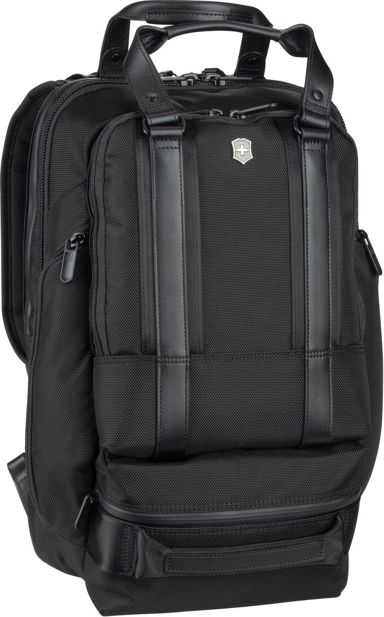 Laptoprucksack Lexicon Professional Bellevue 15 Black (26 Liter)