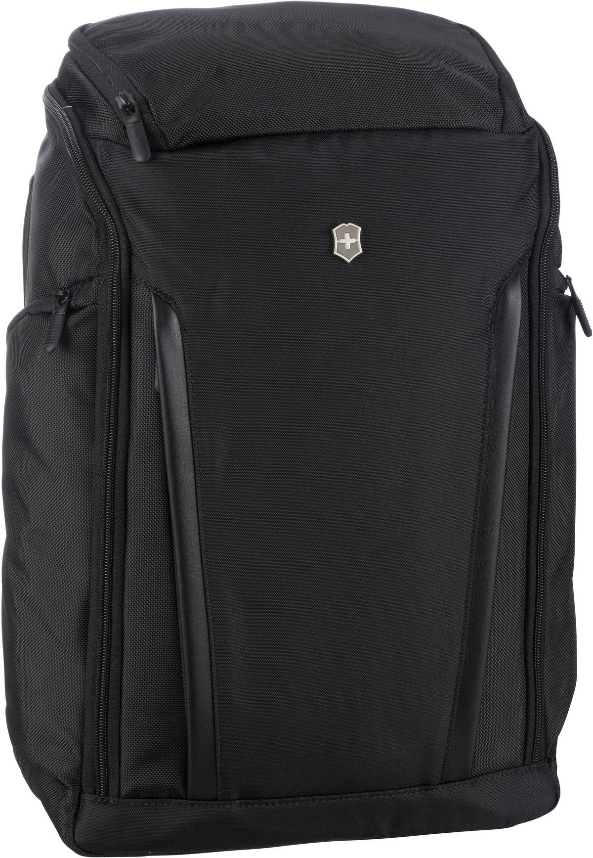 Laptoprucksack Altmont Professional Fliptop Laptop Backpack Black (26 Liter)