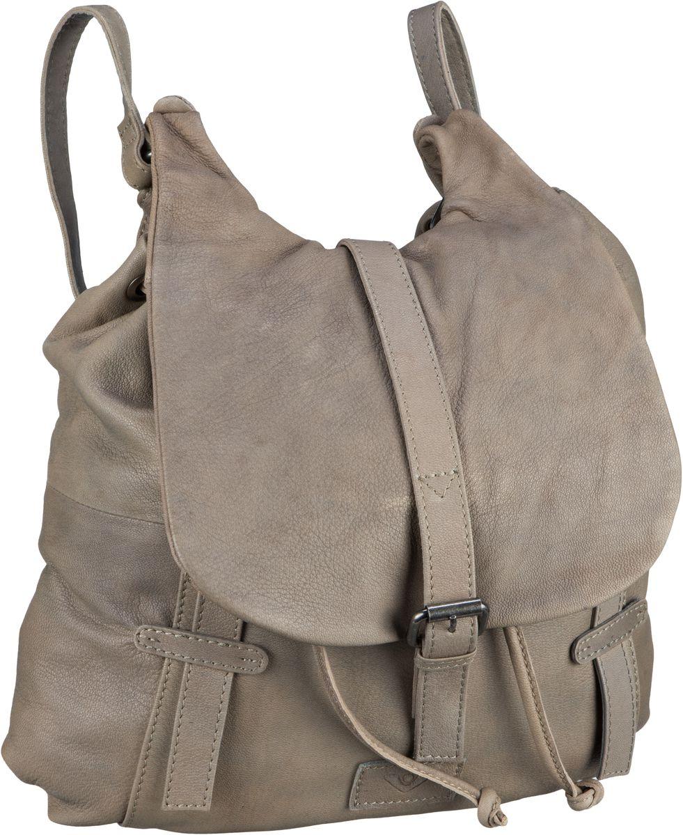 Rucksaecke für Frauen - Voi Rucksack Daypack Capra 21204 Rucksack Taupe  - Onlineshop Taschenkaufhaus