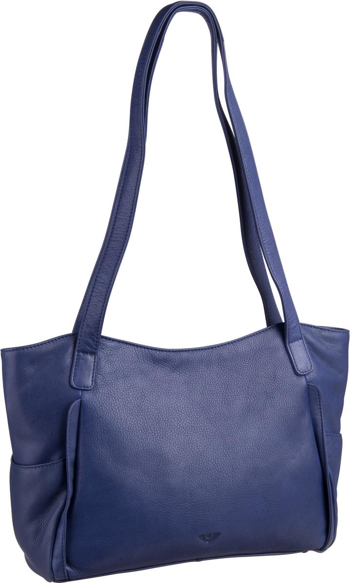 Voi Handtasche 4Seasons 21140 RZ-Tasche Royal-Blau