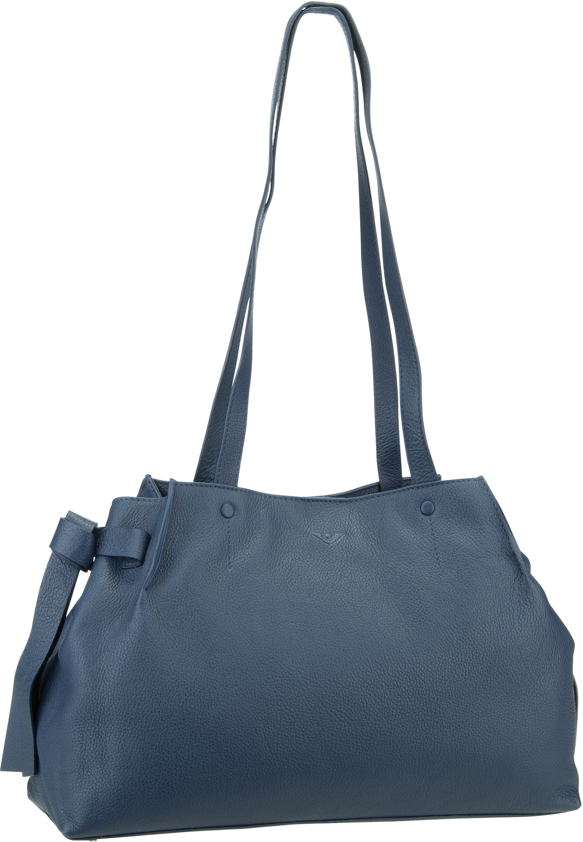 Voi Handtasche Deluxe 30466 Kurzgrifftasche Blau