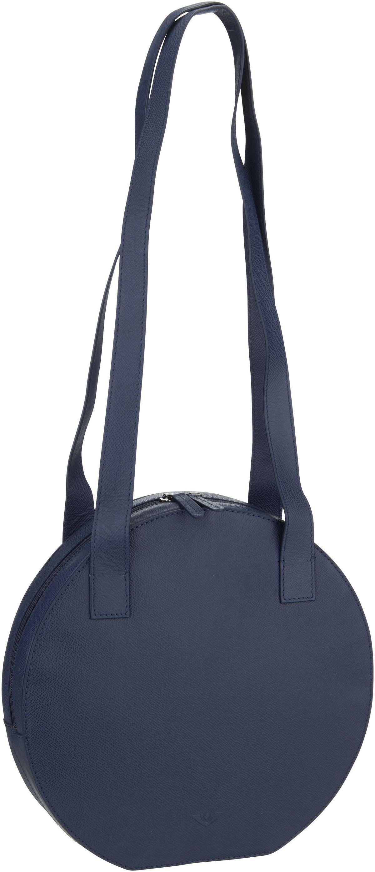 Voi Handtasche Classico 30603 Hobo Bag Blau