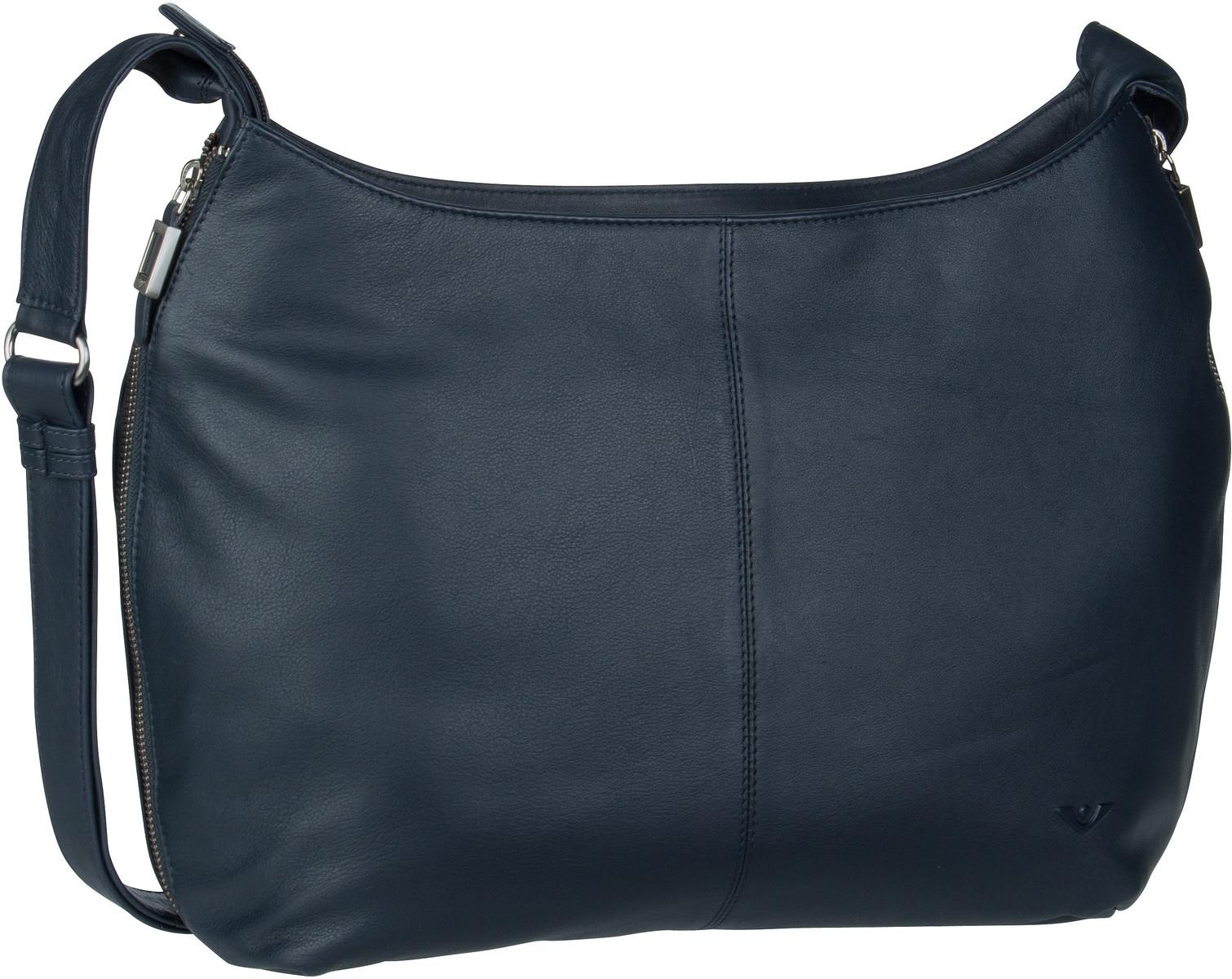 Voi Umhängetasche Soft 21553 Hobo Bag Blau