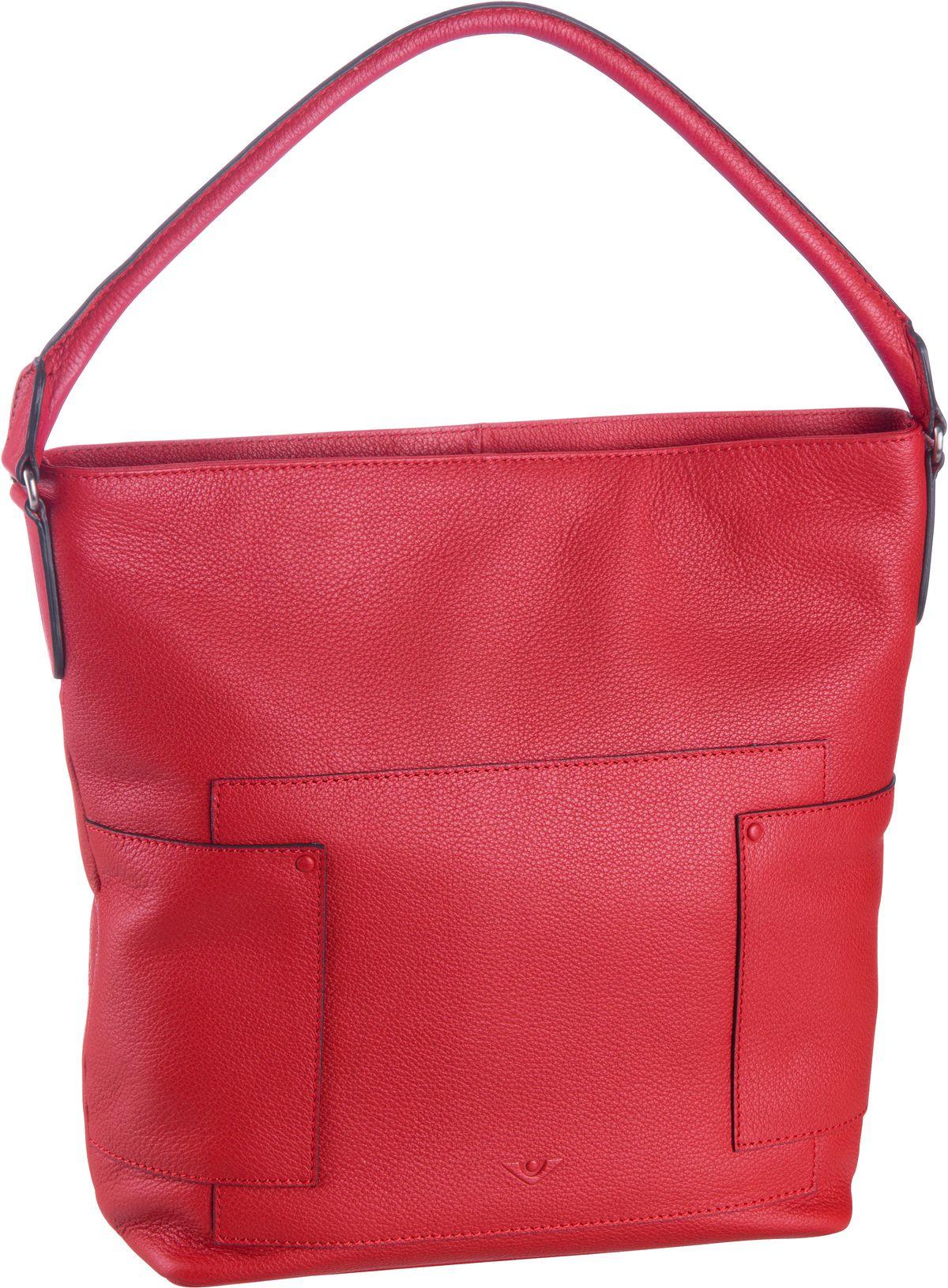 Voi Handtasche Deluxe Pauline Scarlet