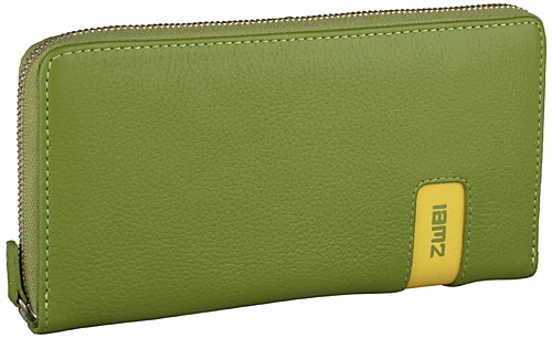 zwei Wallet W2 Green - Kellnerbörse