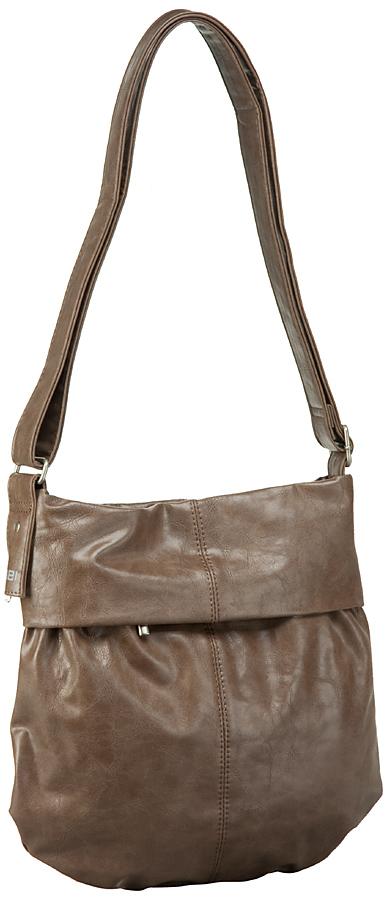 Schipkau Klettwitz Angebote zwei Mademoiselle M10 Taupe (innen: grau-weiß geblümt) - Handtasche