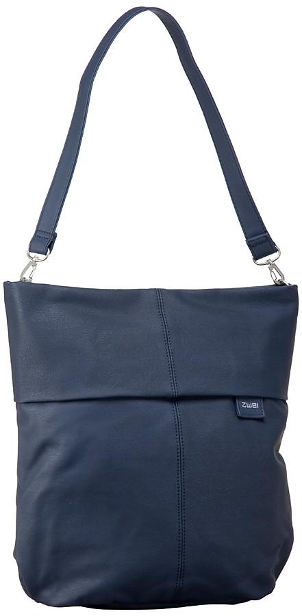 zwei Mademoiselle M12 Blue - Handtasche