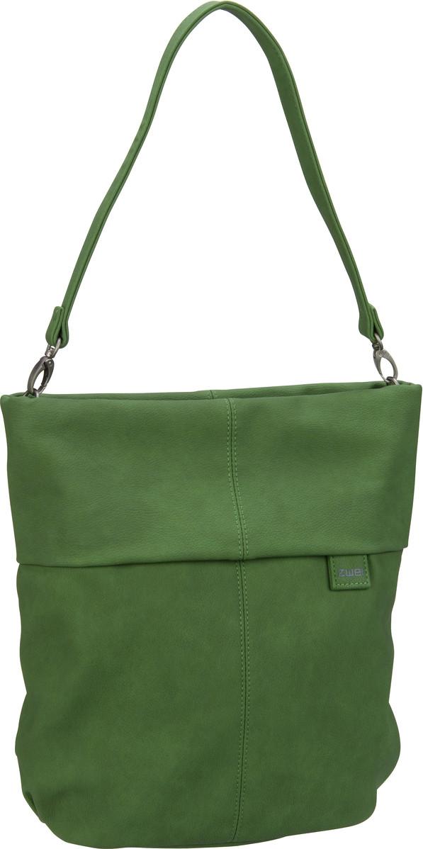 Handtasche Mademoiselle M12 Nubuk/Green (7 Liter)