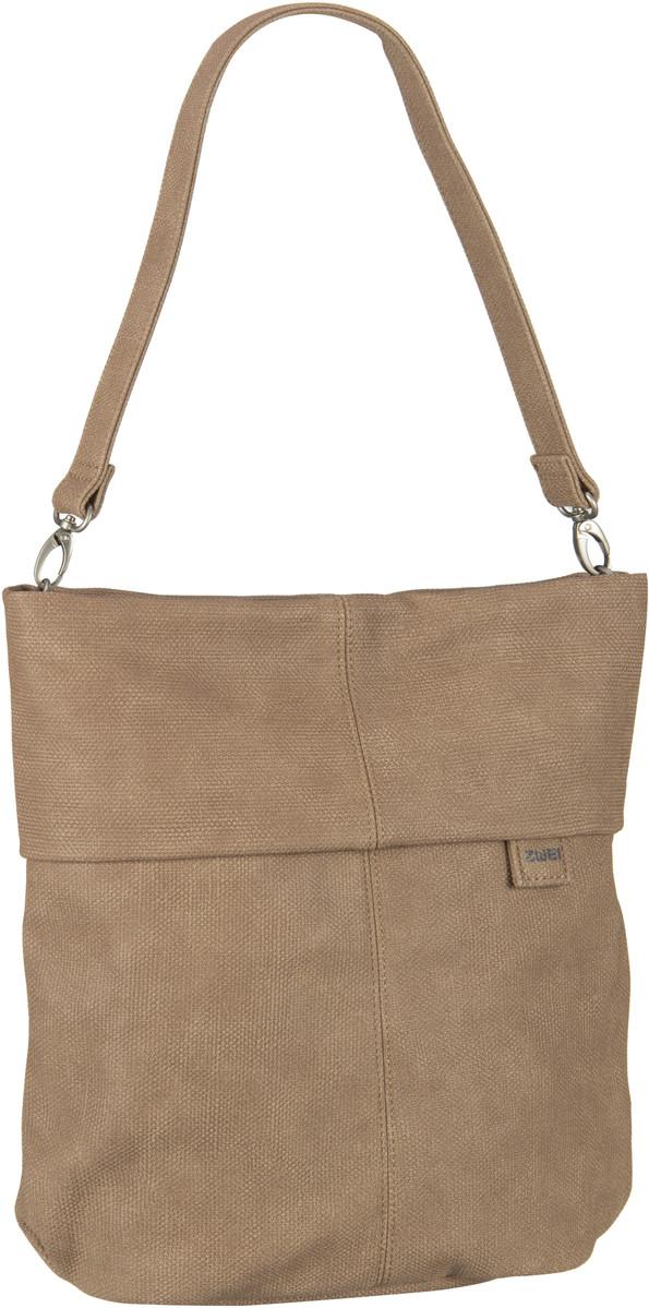 zwei Mademoiselle M12 Korn - Handtasche