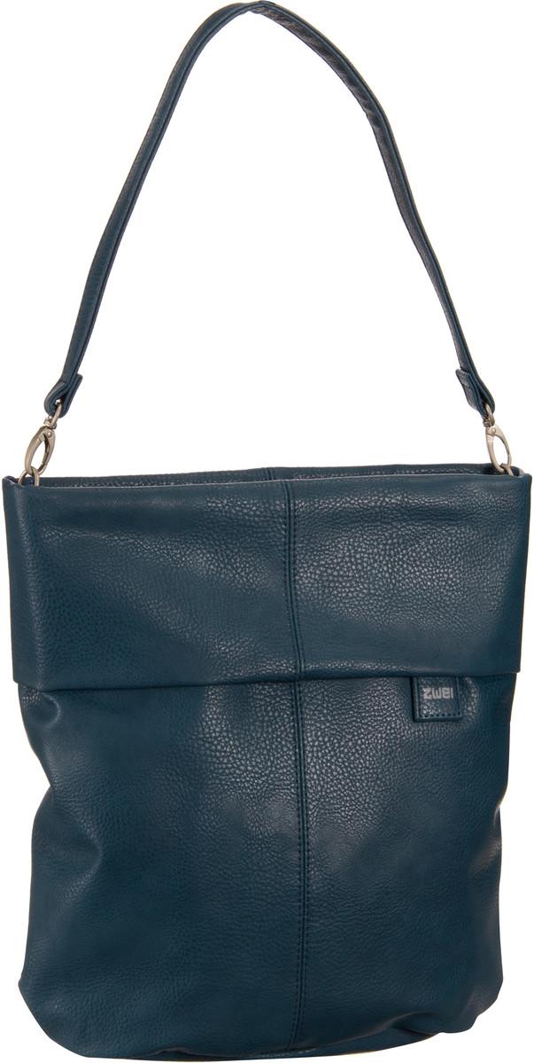 zwei Mademoiselle M12 Navy - Handtasche