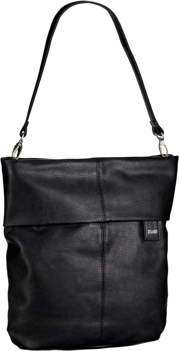 Handtasche Mademoiselle M12 Noir (7 Liter)