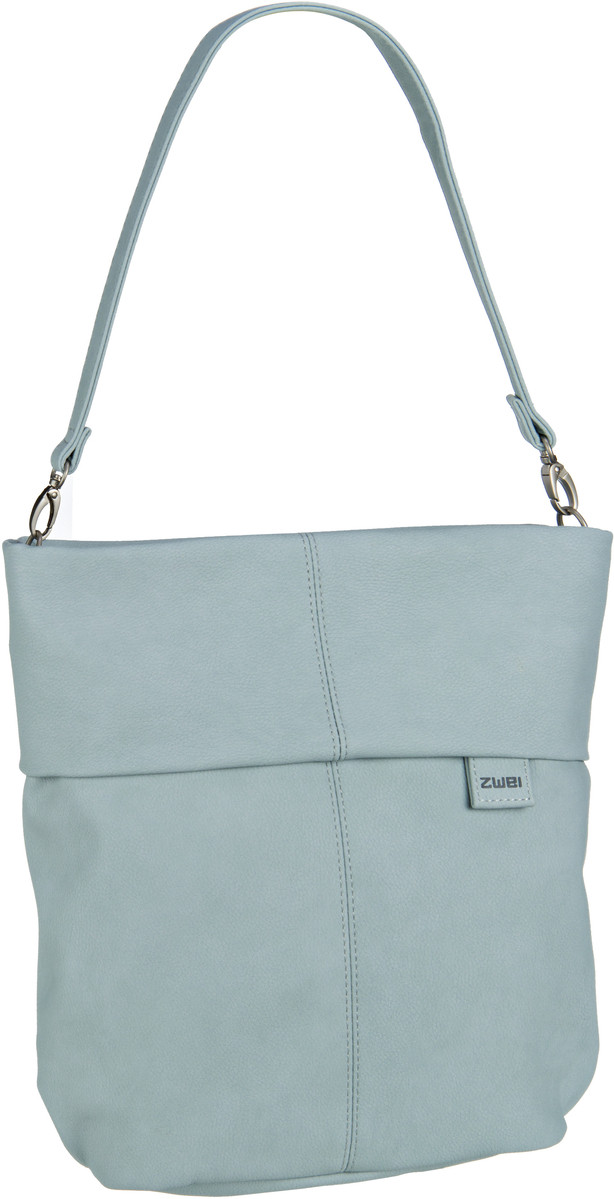 Handtasche Mademoiselle M12 Nubuk/Aqua (7 Liter)