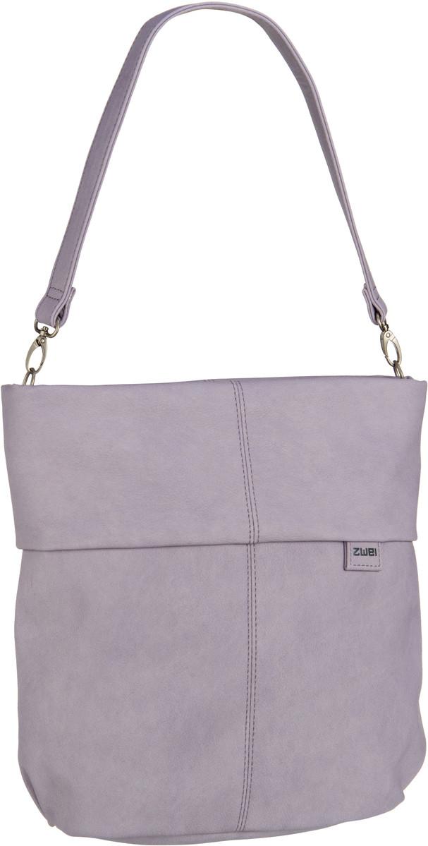 Handtasche Mademoiselle M12 Nubuk/Flieder (7 Liter)