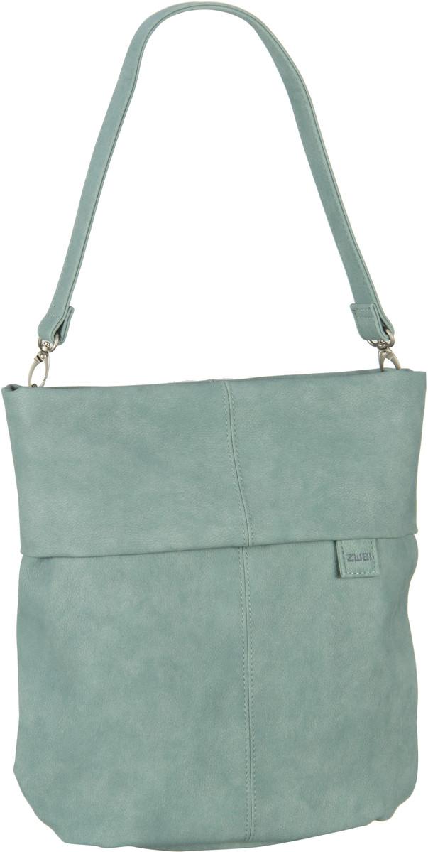 Handtasche Mademoiselle M12 Nubuk/Mint (7 Liter)