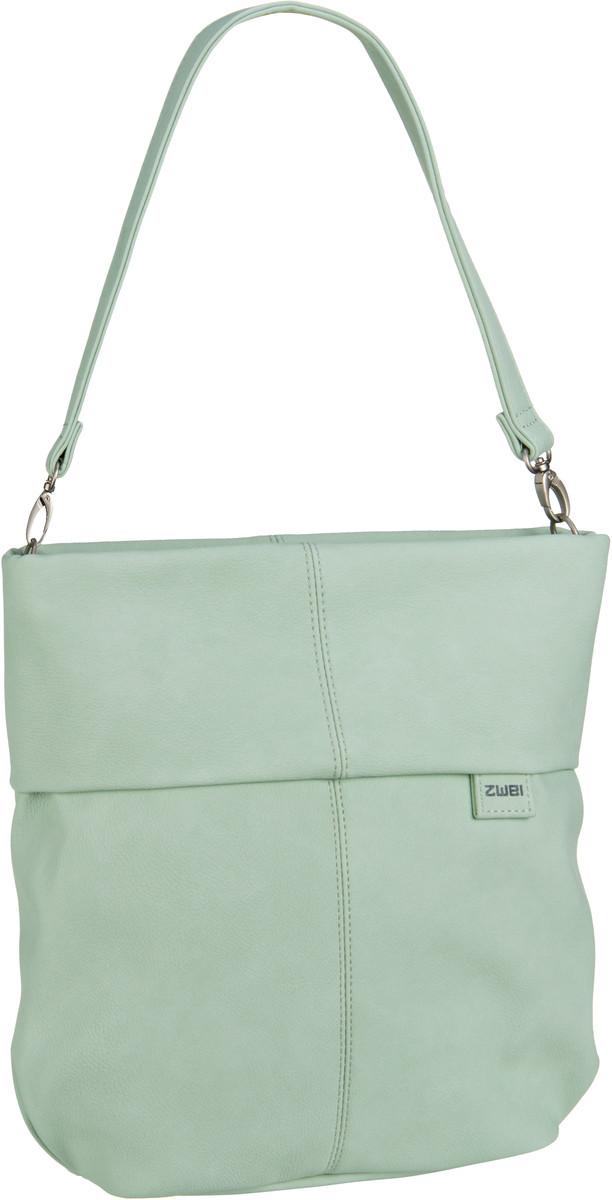 Handtasche Mademoiselle M12 Nubuk/Opal (7 Liter)