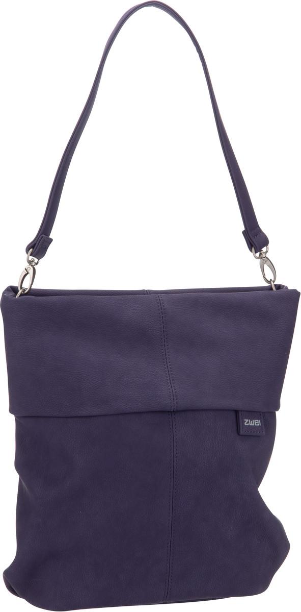Handtasche Mademoiselle M12 Nubuk/Violet (7 Liter)