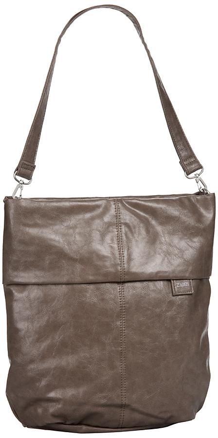 zwei Mademoiselle M12 Taupe - Handtasche