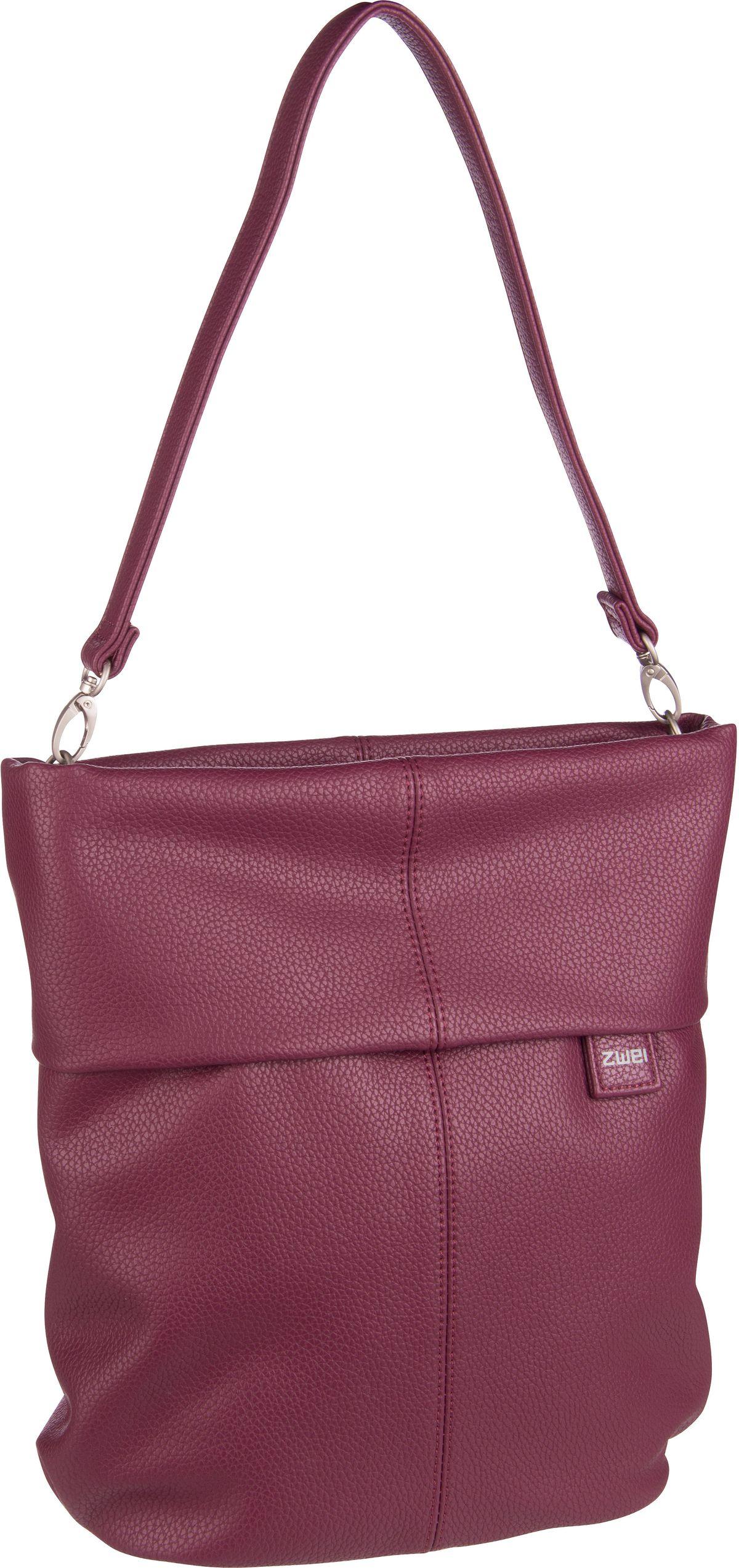 Handtasche Mademoiselle M12 Bordeaux (7 Liter)