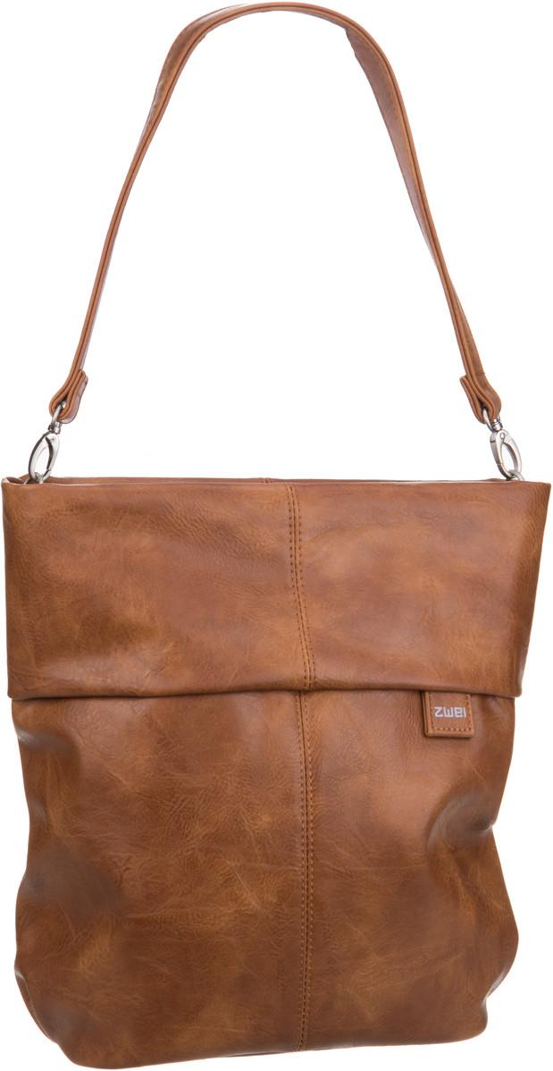 Handtasche Mademoiselle M12 Camel (7 Liter)