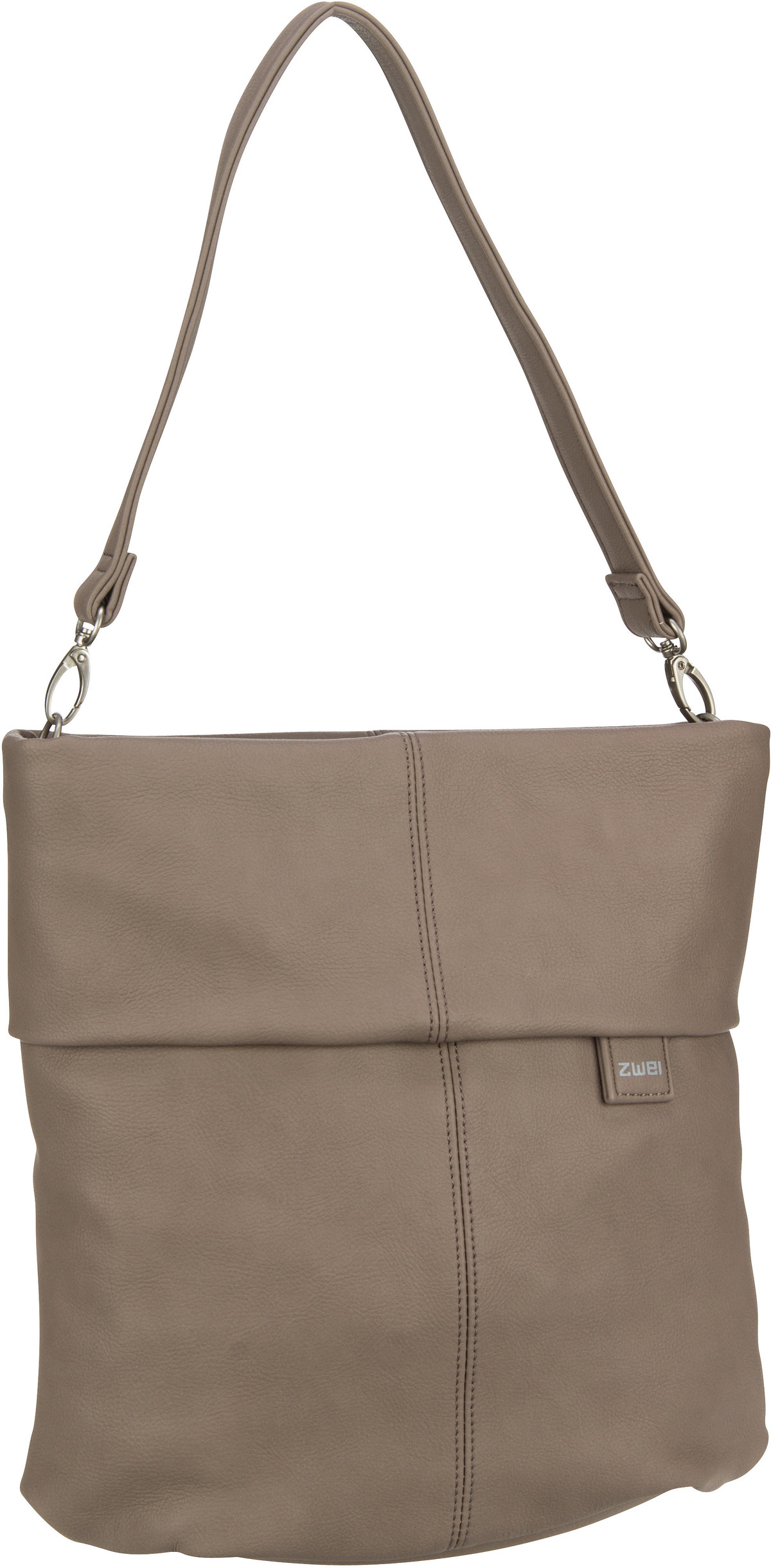 Handtasche Mademoiselle M12 Nubuk/Taupe (7 Liter)