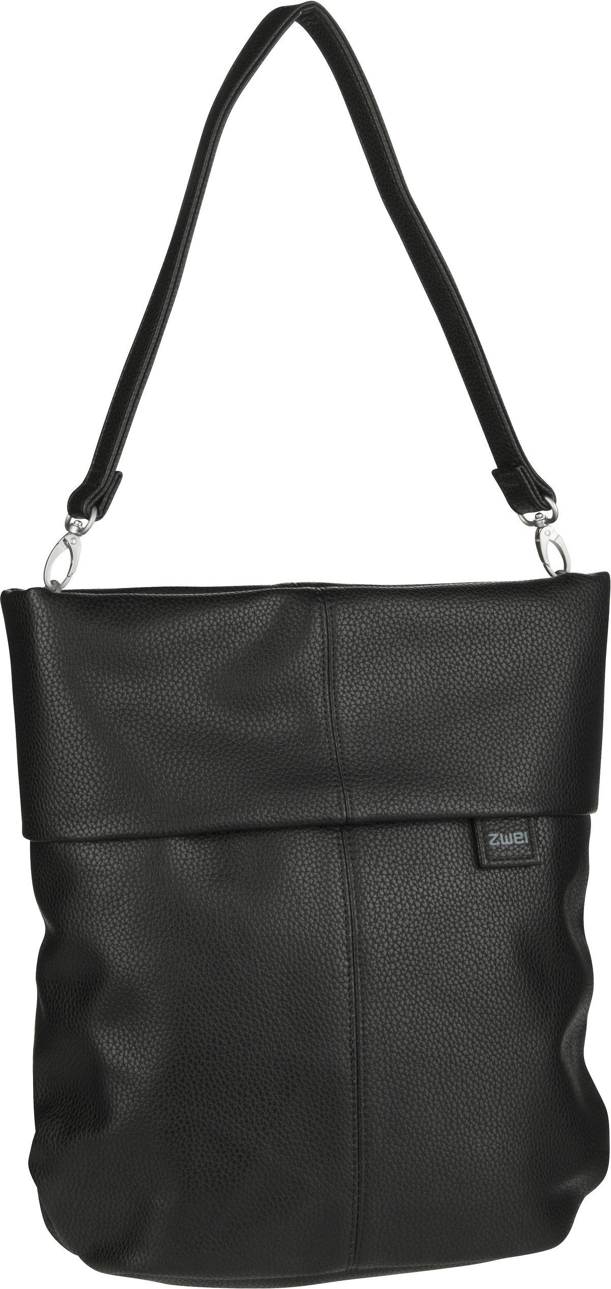 Handtasche Mademoiselle M12 Schwarz (7 Liter)