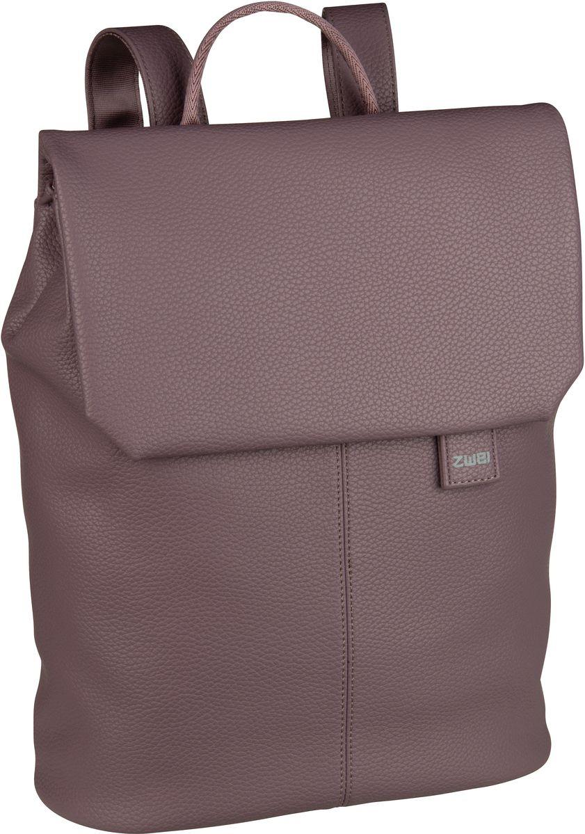 Rucksaecke für Frauen - zwei Laptoprucksack Mademoiselle MR13 Mauve (6 Liter)  - Onlineshop Taschenkaufhaus