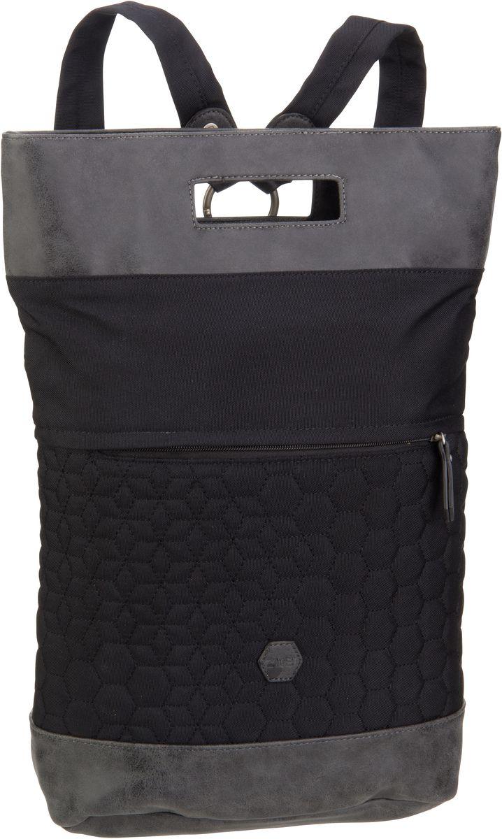 Rucksack / Daypack Ferdi FE16 Black (9 Liter)